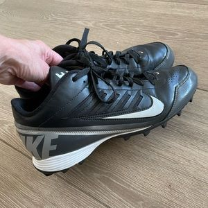 Nike Cleats - size 10